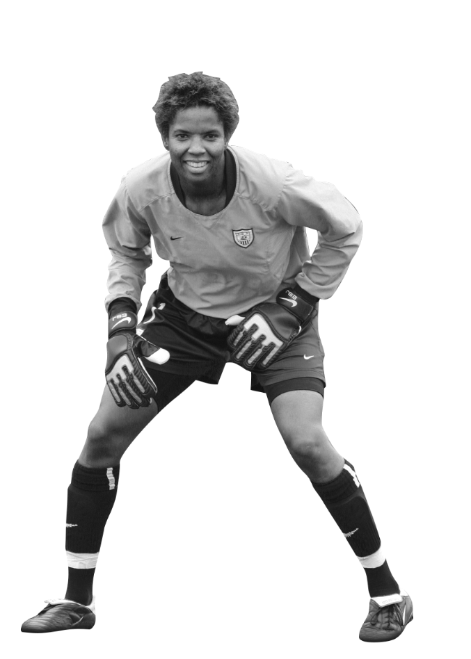 Briana Scurry, FIFA World Cup Champion, Hall of Famer, Washington Spirit Coach